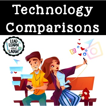 Technology/Social Media Comparisons