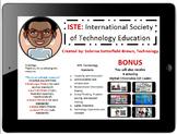 Technology Standards: ISTE w Bonus QR Codes
