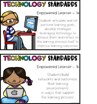 Technology Standards Posters