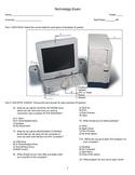 Technology Summative Assessment: Computer Hardware &  Micr