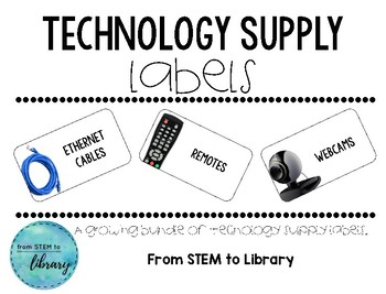 Technology Supply Labels