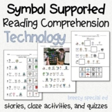 Technology - Symbol Supported Reading Comprehension for Sp