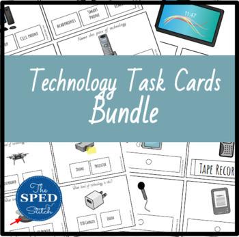 Technology Task Cards Bundle