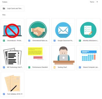 Technology Teacher Toolkit Editable - Syllabus, Planner, Attendance, Etc.