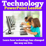 Technology Then and Now PowerPoint