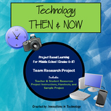 Technology Then & Now:  A Team History / Research Project