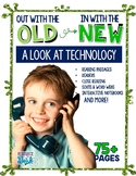 Technology Then and Now NO PREP Integrated ELAR and Social Studies Unit
