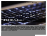 Technology Think Dots- Primary