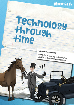 Technology Through Time Resource Bundle