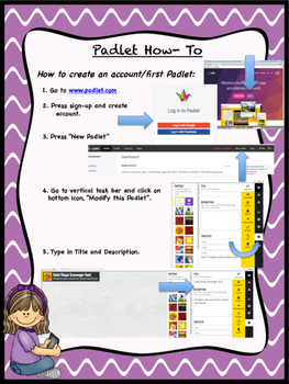 Technology Tool: How-To Guide for Using Padlet