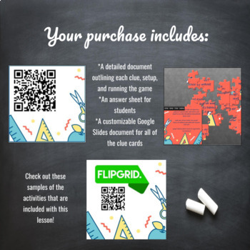 Technology Tools for the Classroom Breakout Game for PD