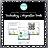 Customizable Technology Tools for the Classroom Escape Room / Breakout Game
