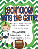Technology Wins the Game (Supplemental Materials)
