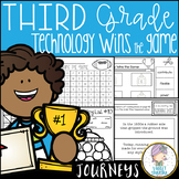 Technology Wins the Game Journeys Third Grade Lesson 11 Unit 3