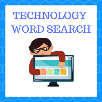 Technology Word Search