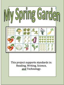 Writing + Technology: SPRING Garden: Grades 4-8