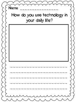 Technology Writing Response