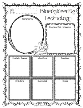 Technology and Engineering Concept Posters