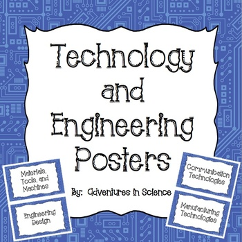 Technology and Engineering Posters