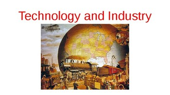 Technology and Industry Presentation