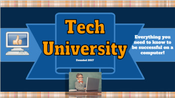 Technology for Elementary (Tech University)