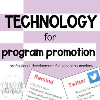 Technology for Program Promotion