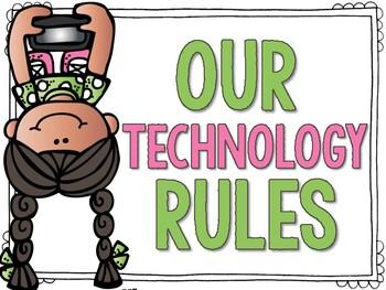 Technology (iPad) Rules