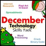 Technology in December Pack (Christmas)