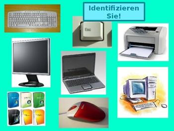 Technology in German powerpoint