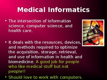 Technology in Medicine