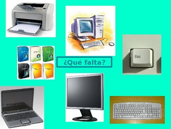 Technología (Technology in Spanish) power point