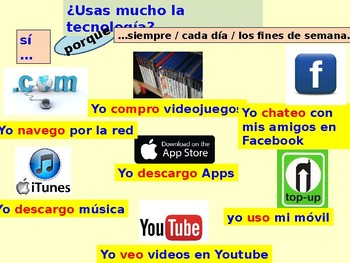 Technology in everyday life (Spanish)