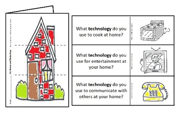 Technology the past and now Social Studies Cscope Common Core