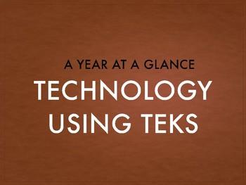 Technology using TEKS