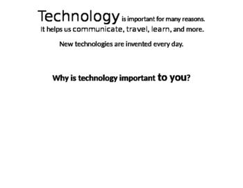 Technology Writing Assignment