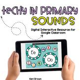Kindergarten Google Classroom - Beginning Sound Sort
