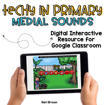 Techy in Primary - Middle Sound Sort