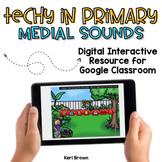 Middle Sound Sort for Google Classroom