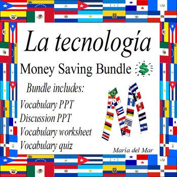 Tecnología Bundle in Spanish