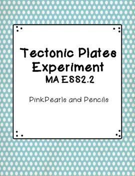 Tectonic Plate Boundaries Experiment