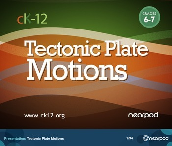Tectonic Plate Motions