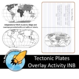 Tectonic Plates Activity and Lab