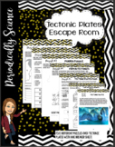 Tectonic Plates Escape Room