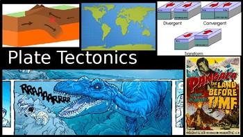 Tectonic Plates Lesson