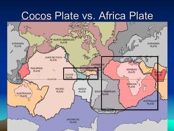 Tectonic Plates Unit