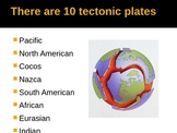 Tectonic Plates and Earthquakes Unit