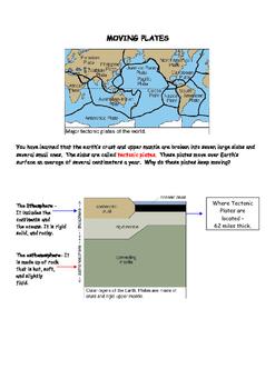 Tectonic Plates and Mountains
