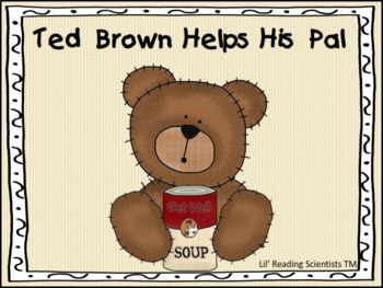 Ted Brown Helps His Pal (OG Controlled Text Reader)