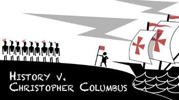 TED Ed: History vs. Christopher Columbus Video Quiz