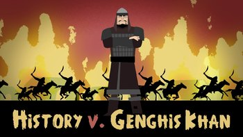 TED Ed: History vs. Genghis Khan Video Quiz